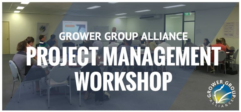 GGA Project Management Workshop