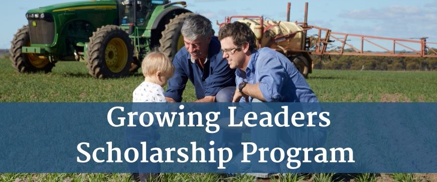 Growing Leaders Scholarship Program