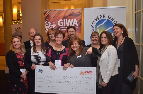 WEST MIDLANDS GROUP NAMED GIWA 2017 GROWER GROUP
